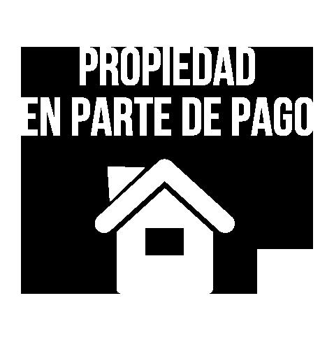 PROPIEDAD EN PARTE DE PAGO